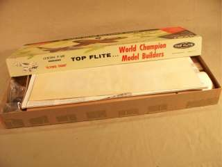op Flie P 40 Super Scale Conrol Line Model Airplane Ki #S 1