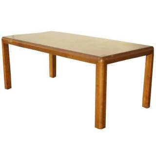 bernhardt mid century modern bernhardt dining round table wood top