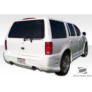 1997 2002 Ford Expedition Duraflex Platinum Rear Bumper