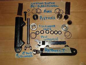 Volvo Penta Outdrive Trim Cylinder / Ram Rebuild Kits. Duo prop and