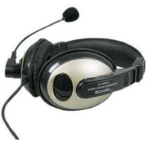 Brand Stereo HeadPhone Earphone with Microphone Game&Music