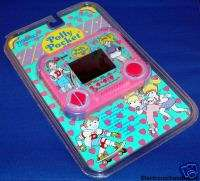 NEW TIGER ELECTRONIC HANDHELD POLLY POCKET DOLL GAME
