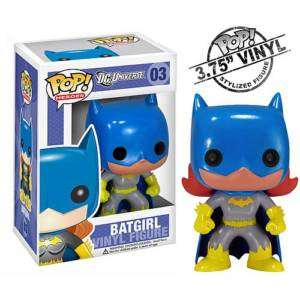 Batman Batgirl Pop! Heroes Vinyl Figure by Funko
