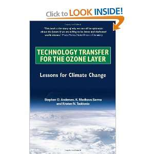 Technology Transfer for the Ozone Layer: Lessons for