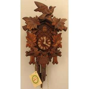 Cuckoo Clock, Black Forest, Feeding Birds, Model #1205