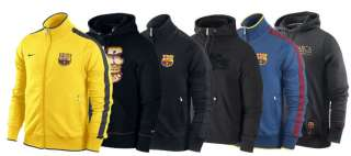 FC Barcelona   Official Nike Sweat Jacket Hoody Track Top Sweatshirt