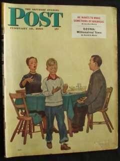 Saturday Evening Post Magazine February 18, 1950