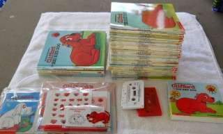 Clifford Big Red Dog Books Large Lot