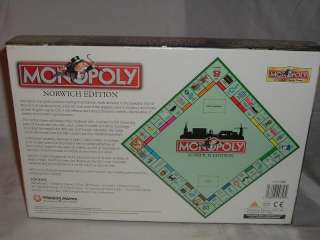 Monopoly NEW SEALED Limited Edition UK England Great Britain