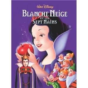 Blanche Neige et les sept nains (9782014631692): Books