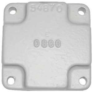 Osco Motors Corp. 54870 END PLATE MC 73813A 1 MERCRUISER Ford Small