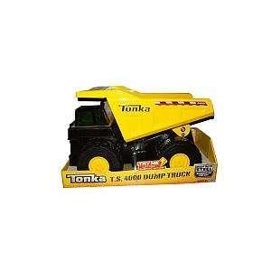 Tonka TS4000 Steel Dump Truck Toys & Games