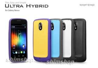 Nexus I9250 SGP Ultra Hybrid White Silicone TPU Case Cover