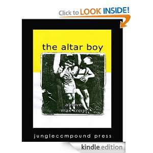 The Altar Boy (Sleeping With Boys): Max Kreijn:  Kindle