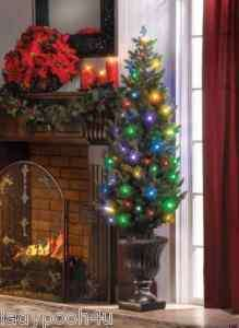 Bethlehem Lights Solutions 5 Battery Operated Christmas Tree +Urn w