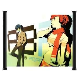 Shin Megami Tensei Persona 3 Game Fabric Wall Scroll Poster (21x16