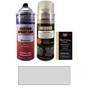 Gray Metallic Spray Can Paint Kit for 2006 Ford Police Car (TN/M2813