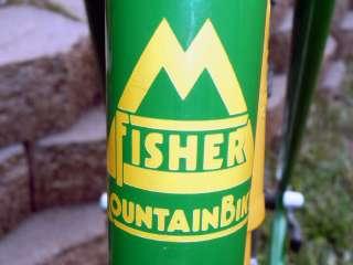 1987 GARY FISHER HAND BUILT MT. TAM DEORE XT ORIGINAL