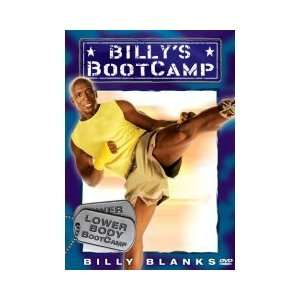 Billys Boot Camp Lower Body Workout: Sports & Outdoors