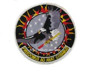 USAF AIR FORCE MILITARY BLACK OPS FREEDOMUS COSAMUS AREA 51 AVIATION