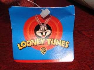 Taz Tasmanian Devil Looney Tunes Plush Stuffed Animal Toy WB Warner
