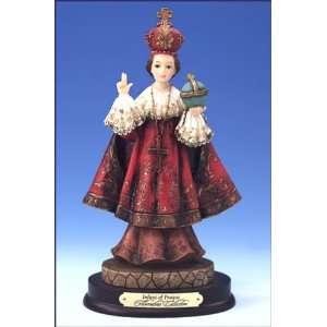 Infant of Prague 8 Florentine Statue (Malco 6160 6)