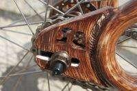 NEW SE Racing OM Flyer BMX wood grain single speed Bike Bicycle