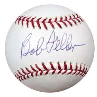 Bob Feller Autographed Signed MLB Baseball PSA/DNA #L71942