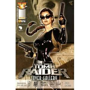 Tomb Raider: Gallery 2006 (Cover Gallery, #1): Marc Silverstri: Books
