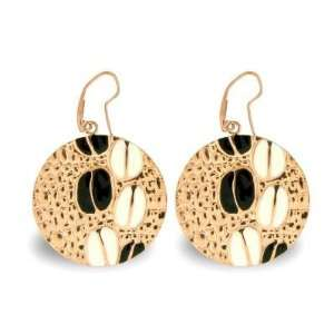 Rose Gold Plated Earrings Jewelry