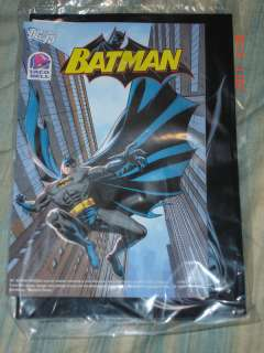 Taco Bell Kids Meal Batman DC Comics 2010 comic book