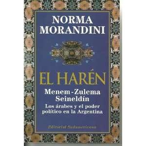 El Haren Menem, Zulema, Seineldin Los Arabes y el Poder Politico en
