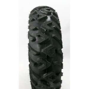 ITP Front Terracross R/T 26x9R 14 Tire/SS212 Black Alloy Wheel Kit
