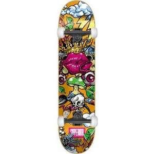 Superior Beauty Queen Complete Skateboard   8.25 w/Essential Trucks