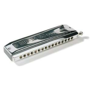 Hohner Super 64 Harmonica key Of C Musical Instruments