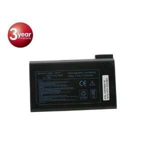 Laptop battery DELL C500 C600 14.8V 5200mAh 8 cells Electronics