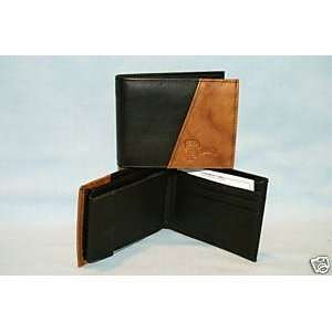 SAN FRANCISCO GIANTS Leather BiFold Wallet NEW kb bf