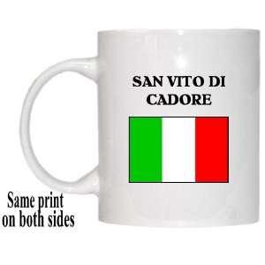 Italy   SAN VITO DI CADORE Mug: Everything Else