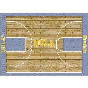 Ucla Bruins College Basketball 3X5 Rug From Miliken