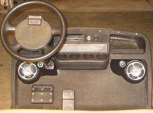 Go Medalist TXT Golf Cart Stereo Radio Speaker Pods Enclosure Box