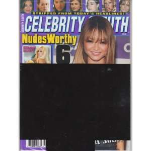 Celebrity Sleuth Magazine Number 60: Editors of Celebrity