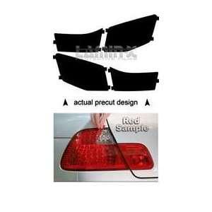 Acura  Wagon on Acura Tsx Sportwagon  11   Tail Light Vinyl Film Covers