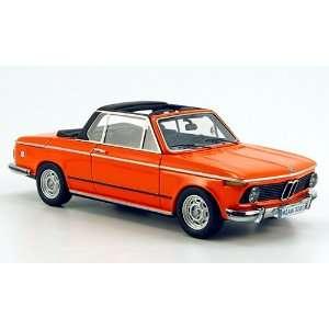 BMW 2002 (E 10) Baur Convertible, 1974, Model Car, Ready