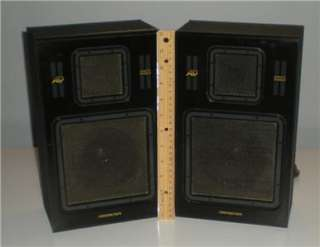 Vintage Sound Design Wide Range Speakers Model 0616AG   There are some