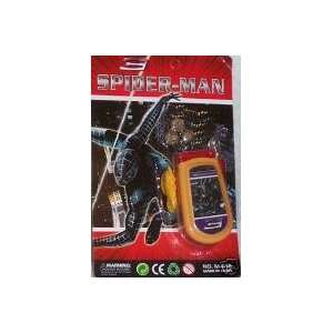 Marvel Spiderman Toy Cell Phone & Batteries Toys & Games