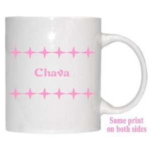 Personalized Name Gift   Chava Mug: Everything Else
