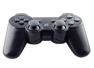 Black 6 AXIS Wireless Bluetooth Controller for Sony PS3