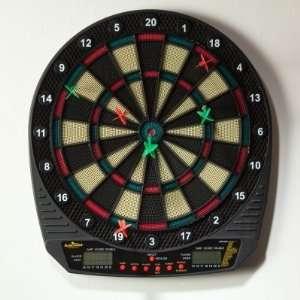 Arachnid Dartronic 300 Electronic Dart Board Sports