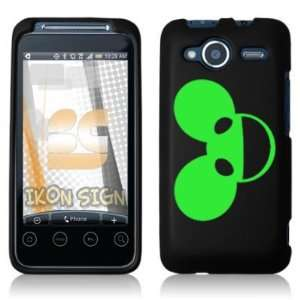 Cell Phone DEADMAU5   LIME GREEN Vinyl Sticker/Decal (1.25