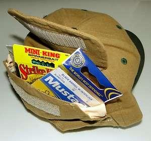 Smokey Joes Cap Pack for fishing, kayaking, jogging